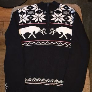 Men's chaps Christmas sweater